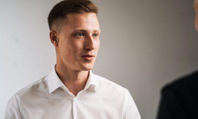 Vadim Finayev und Klient